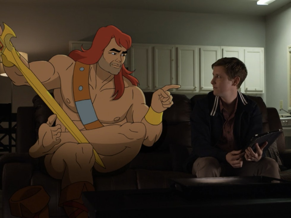 'Son of Zorn' Is Too Hard to Watch After the Election