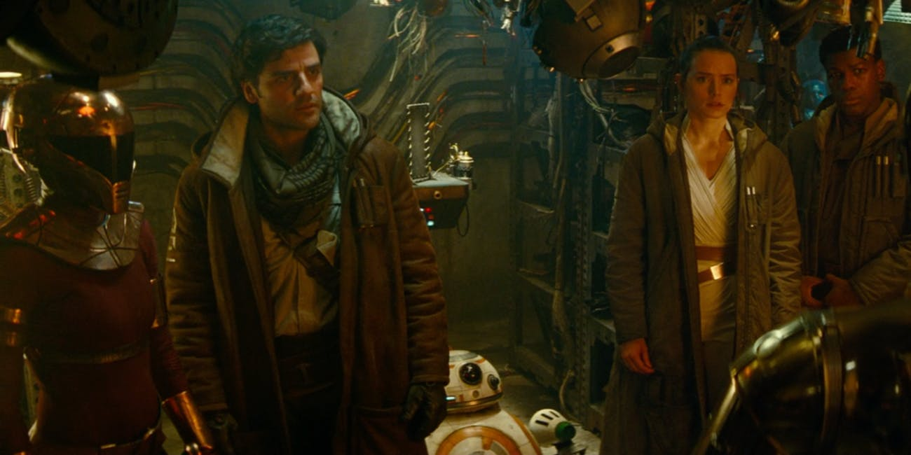 Star Wars Rise of Skywalker Zorri Bliss