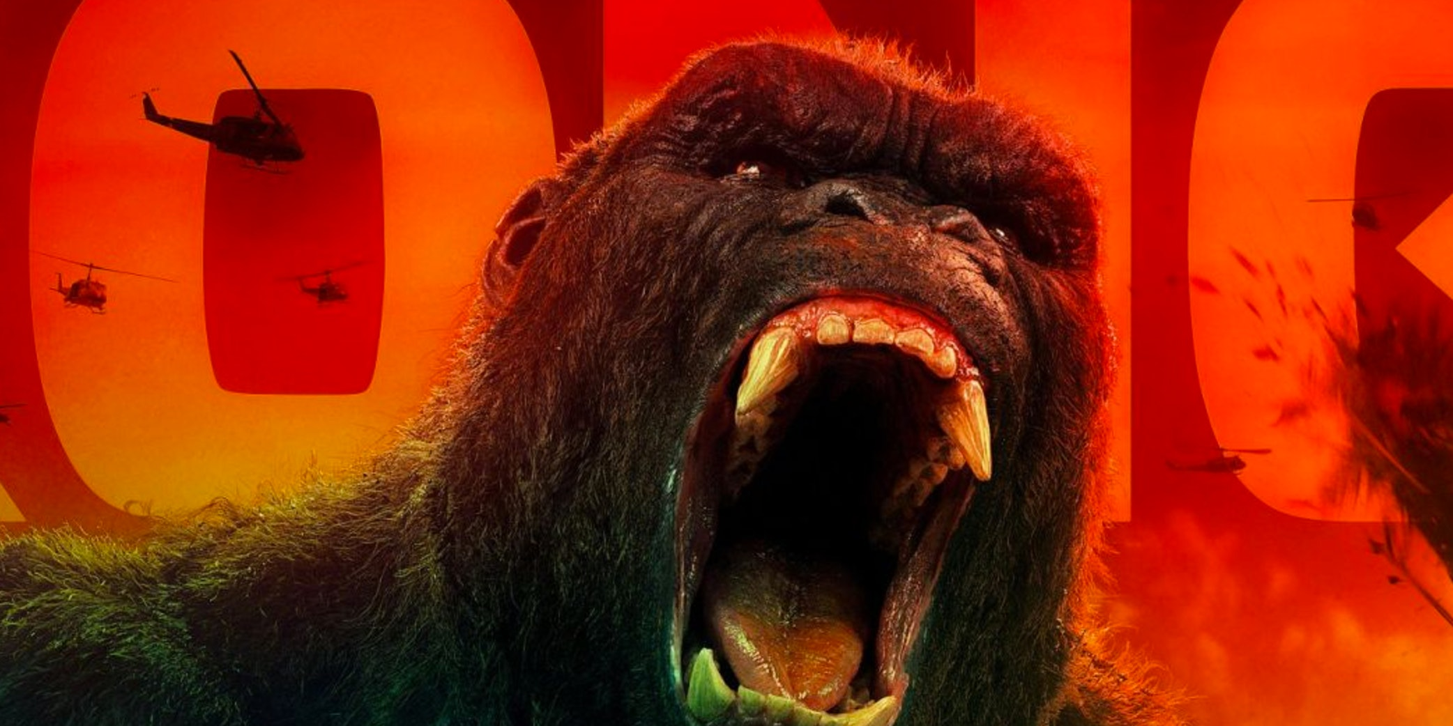 Newly Woke King Kong Has a Convenient Political Conscience