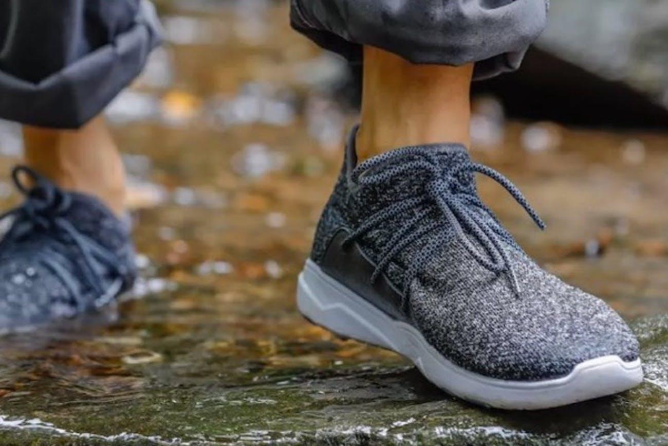 Vessi Waterproof Sockless Shoes