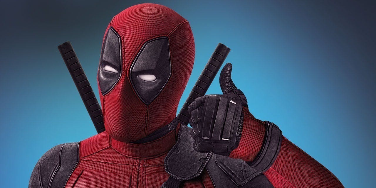 Deadpool (2016) from 20th Century Fox