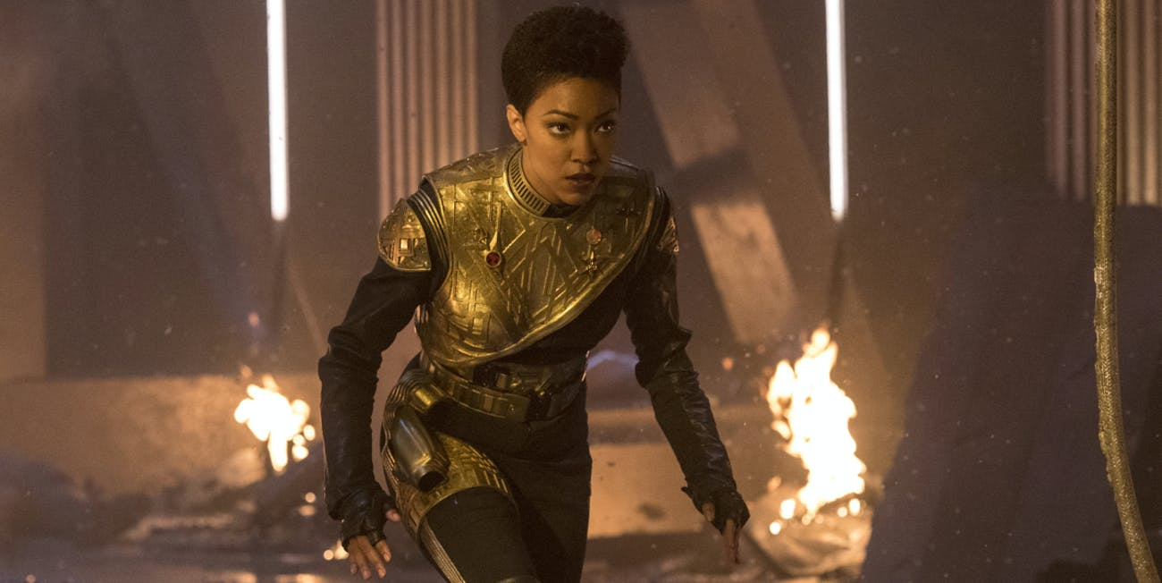 Sonequa Martin-Green in 'Star Trek: Discovery'