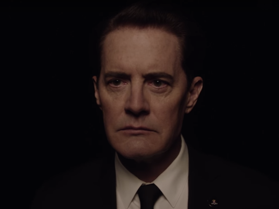 Agent Cooper Returns in New 'Twin Peaks' Teaser