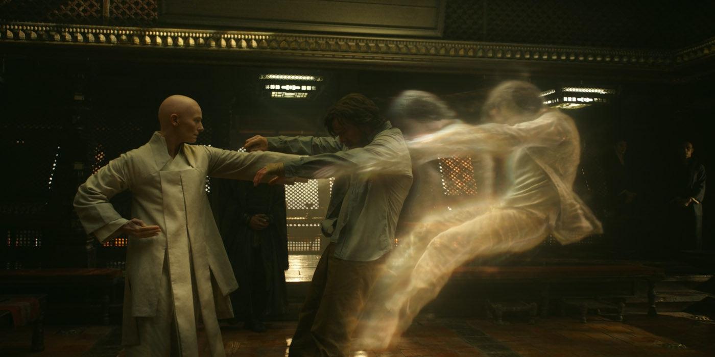 Image result for ancient one doctor strange