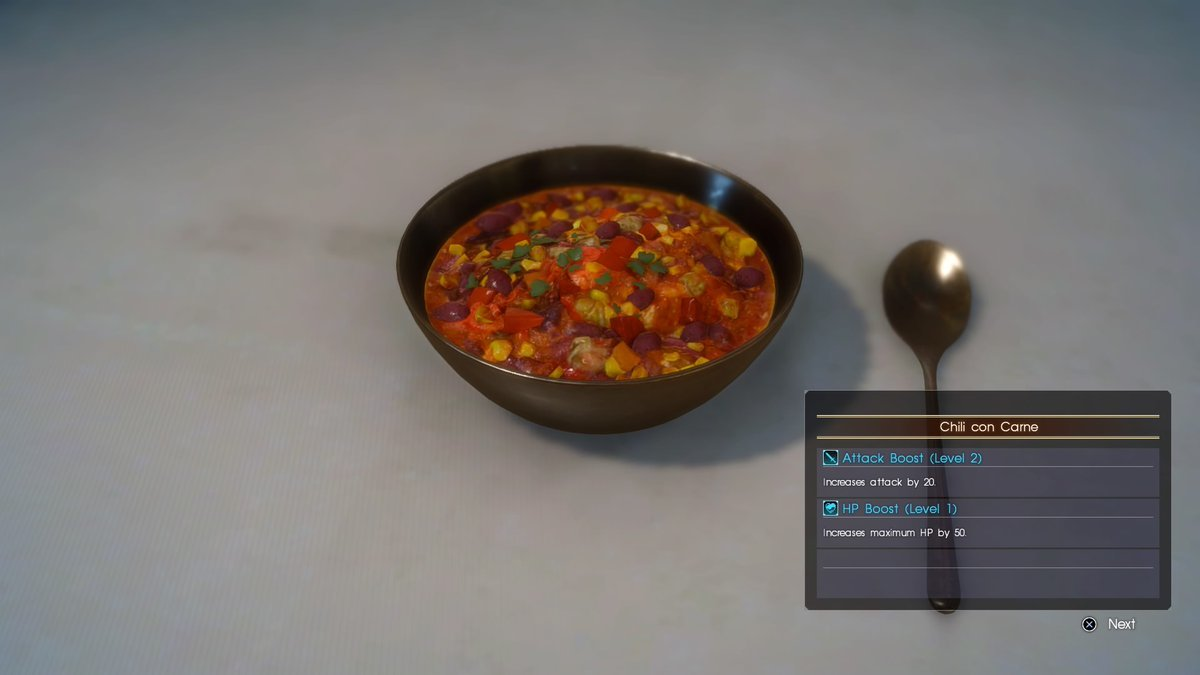 I would legit eat this chili IRL.