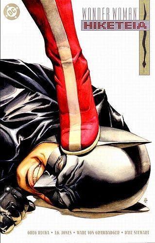 Wonder Woman Greg Rucka