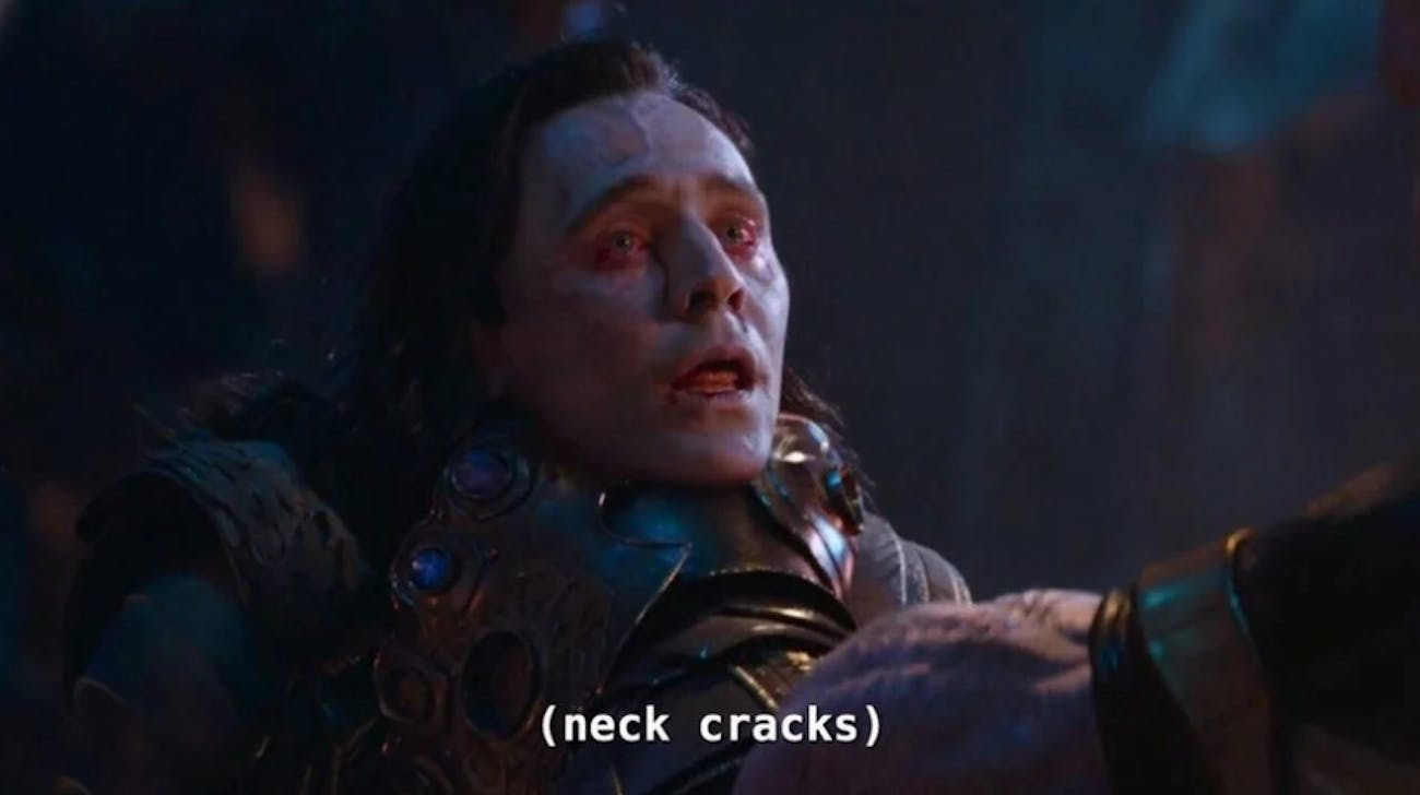 avengers 4 spoilers loki thanos and 3 more new theories from