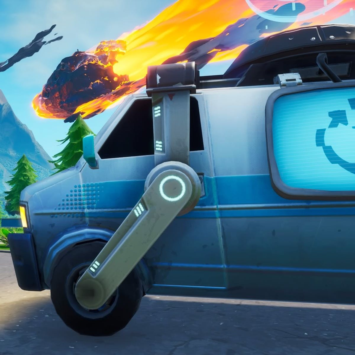 Where to Find 'Fortnite' Reboot Vans for Season 10's Team Spirit Challenge