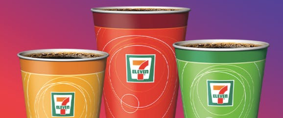 7-Eleven, coffee