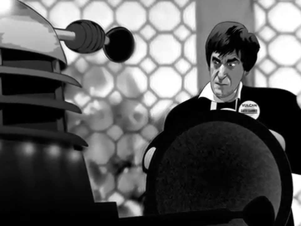 The 2nd Doctor's First 'Doctor Who' Adventure Is Weird AF