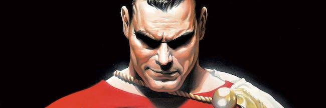Shazam Movie DC Comics