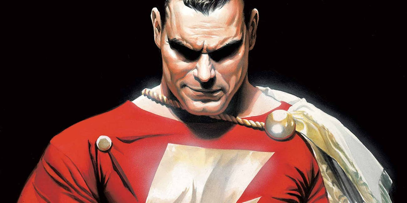 Shazam Movie DC Comics