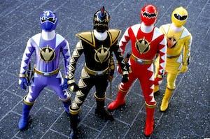 Power Rangers DinoThunder
