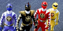 The Best 'Power Rangers' Reboot Happened in 2004