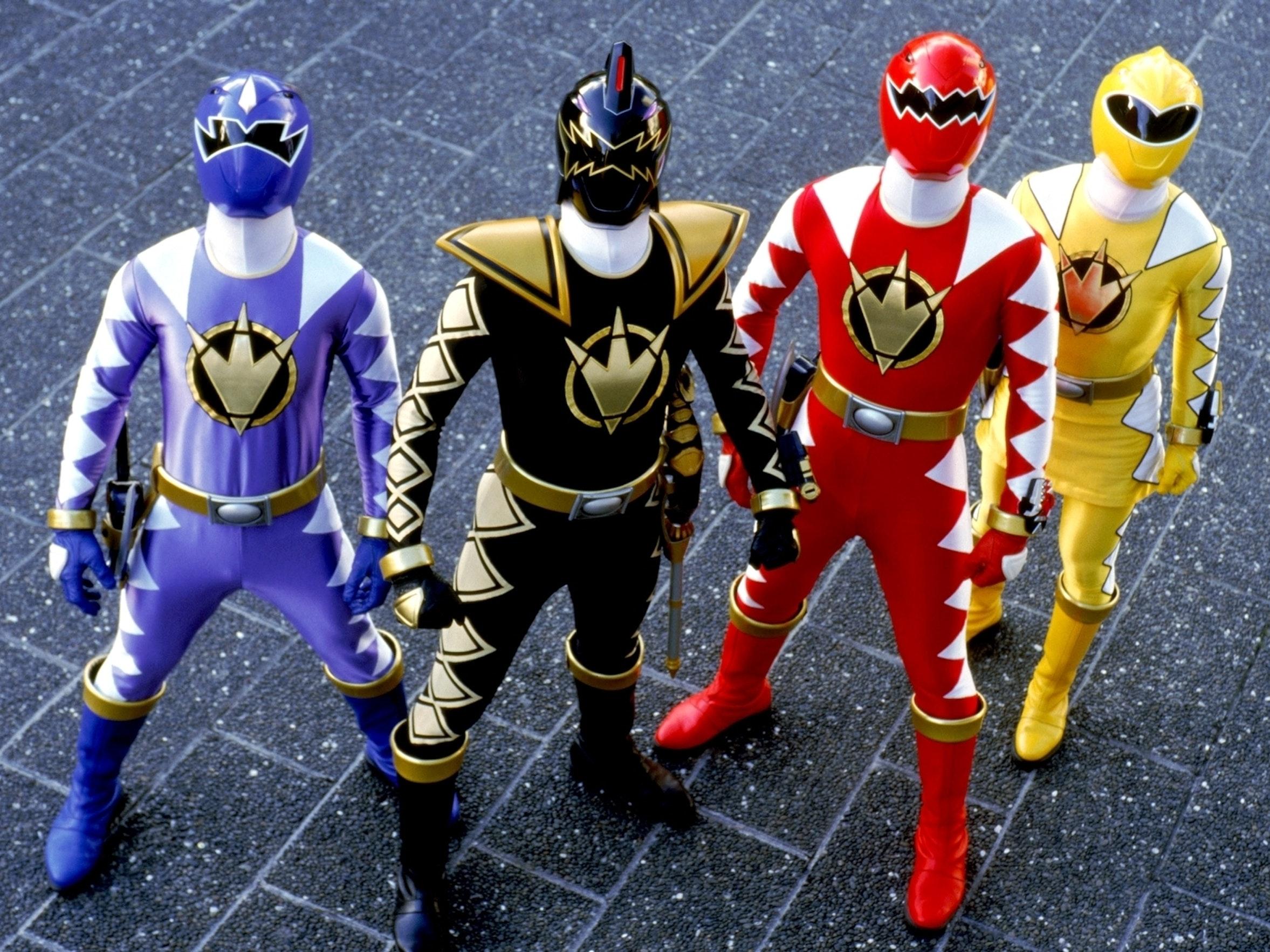 The Best 'Power Rangers' Reboot Happened in 2004
