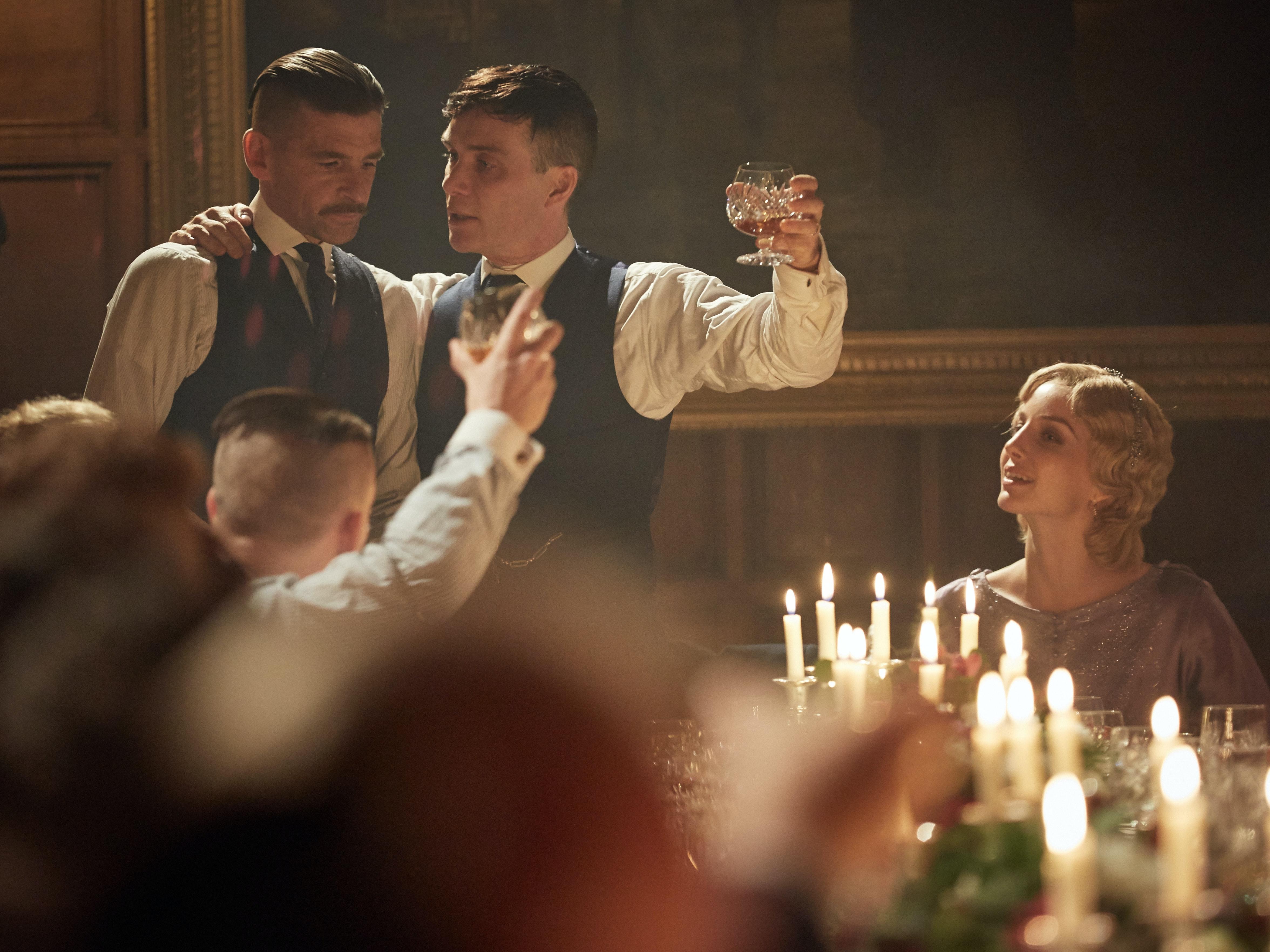 'Peaky Blinders' Season 3 Has A 'Godfather Part III' Problem