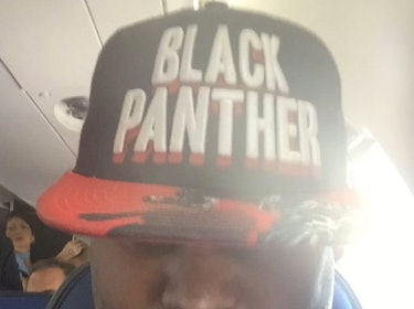 United Kicks Woman Off Plane for Wearing Black Panther Comics Hat