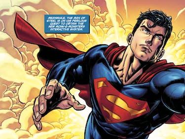DC Comics Just Released a Superman 'Jingle All the Way' Comic