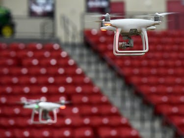 5 Solutions to the Problem of Drone Registration