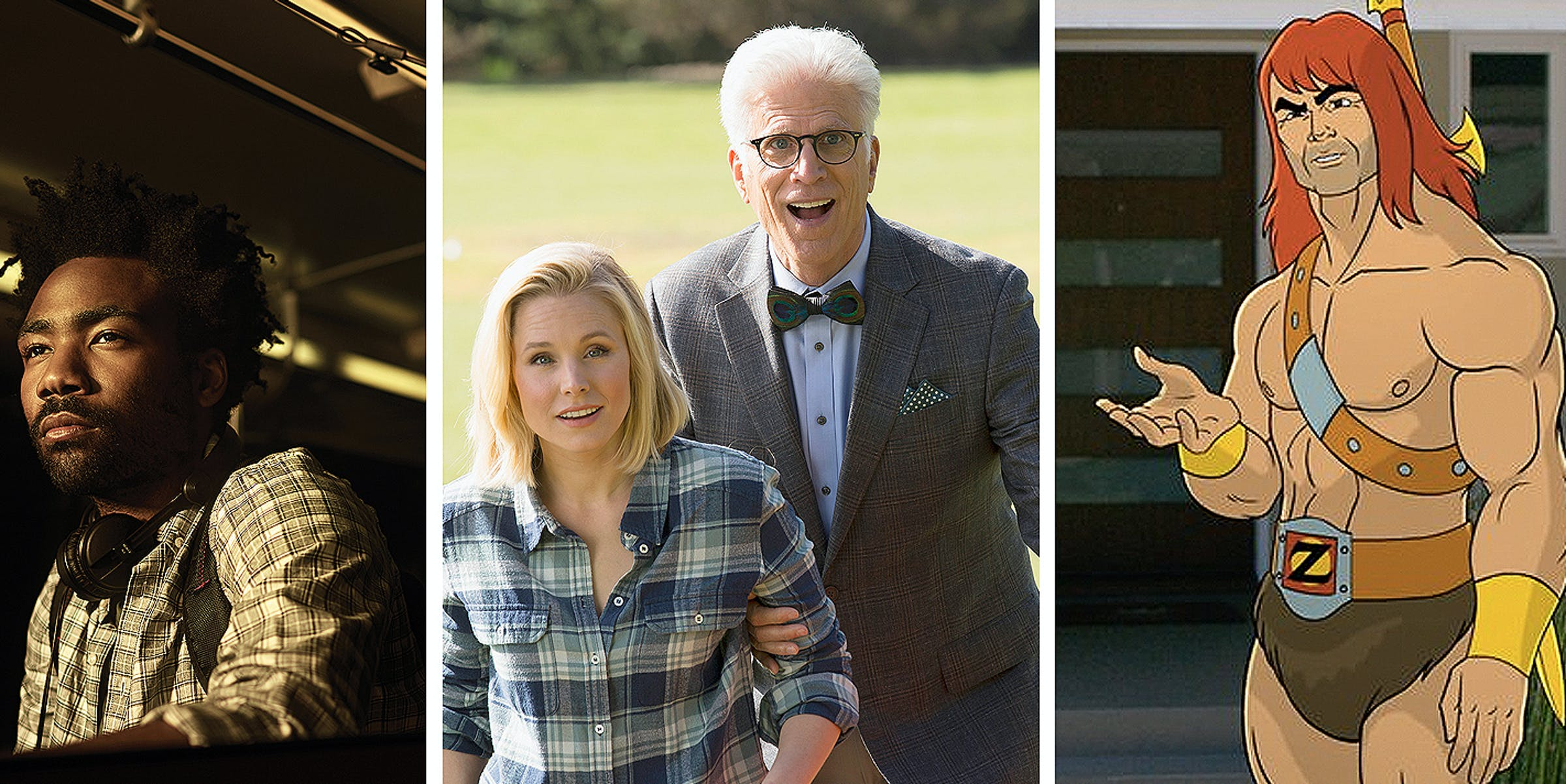 the necessary shows to watch in fall 2016 | inverse