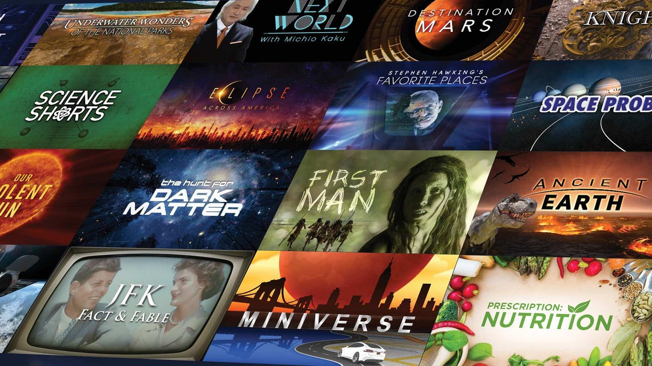 Tired of Dumbed-Down TV? Try CuriosityStream Free for 7 Days