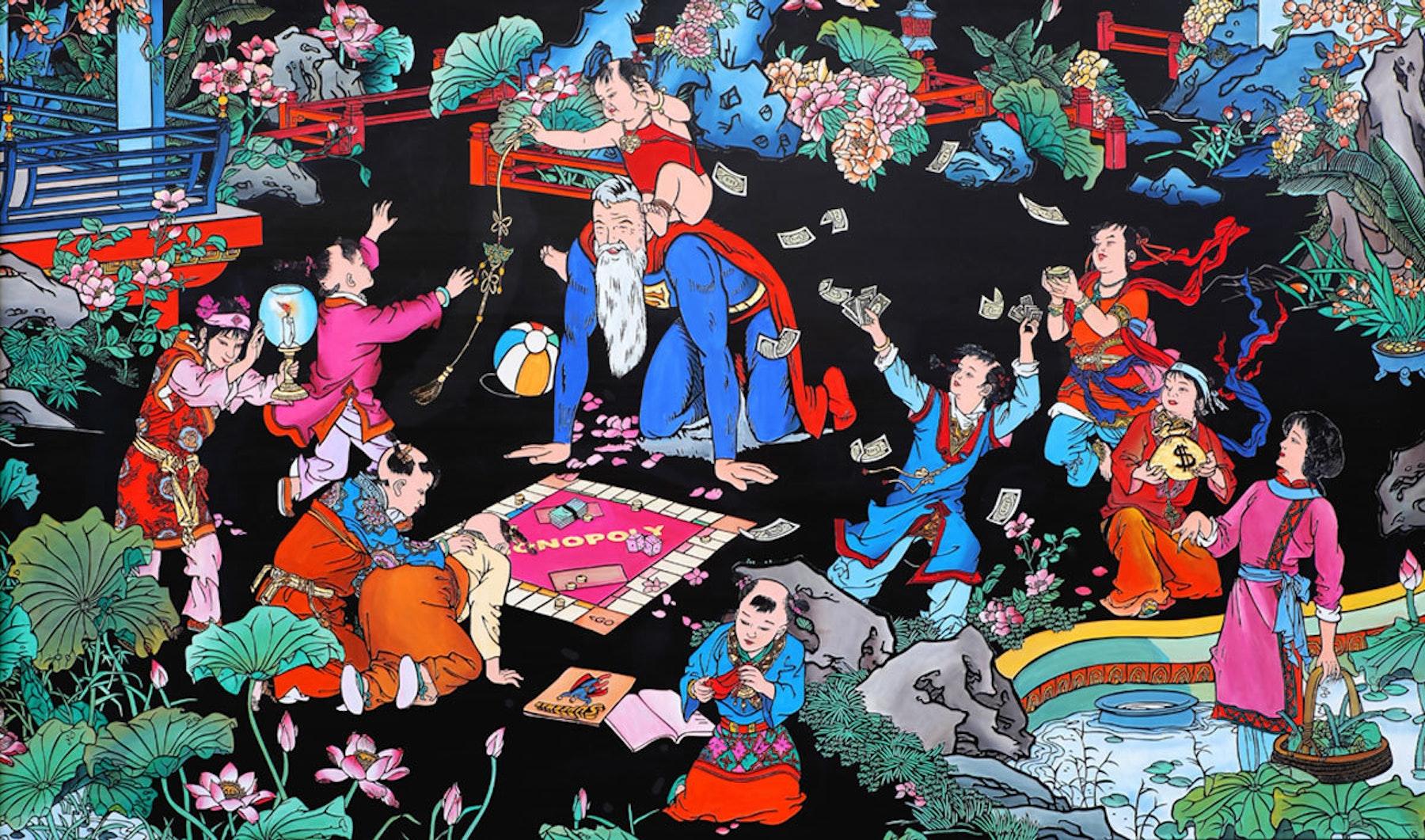 'The Retirement' by Jacky Tsai