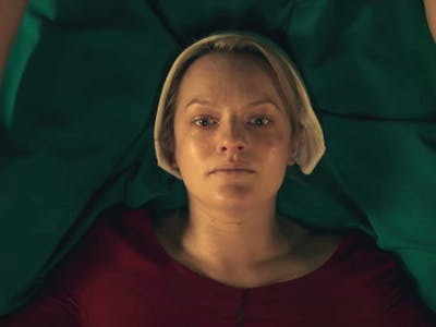 Why Serena Holds Offred Down in 'The Handmaids Tale' Sex Scene