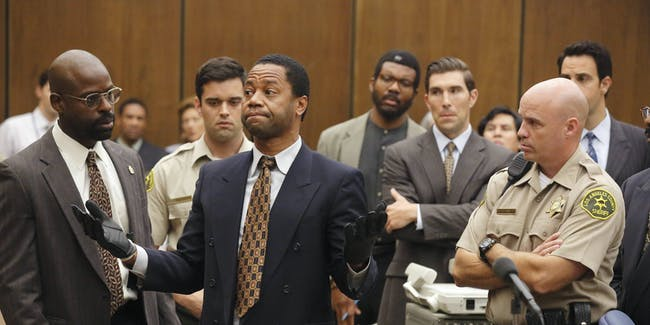 American Crime Story: The People vs. O.J. Simpson from FX