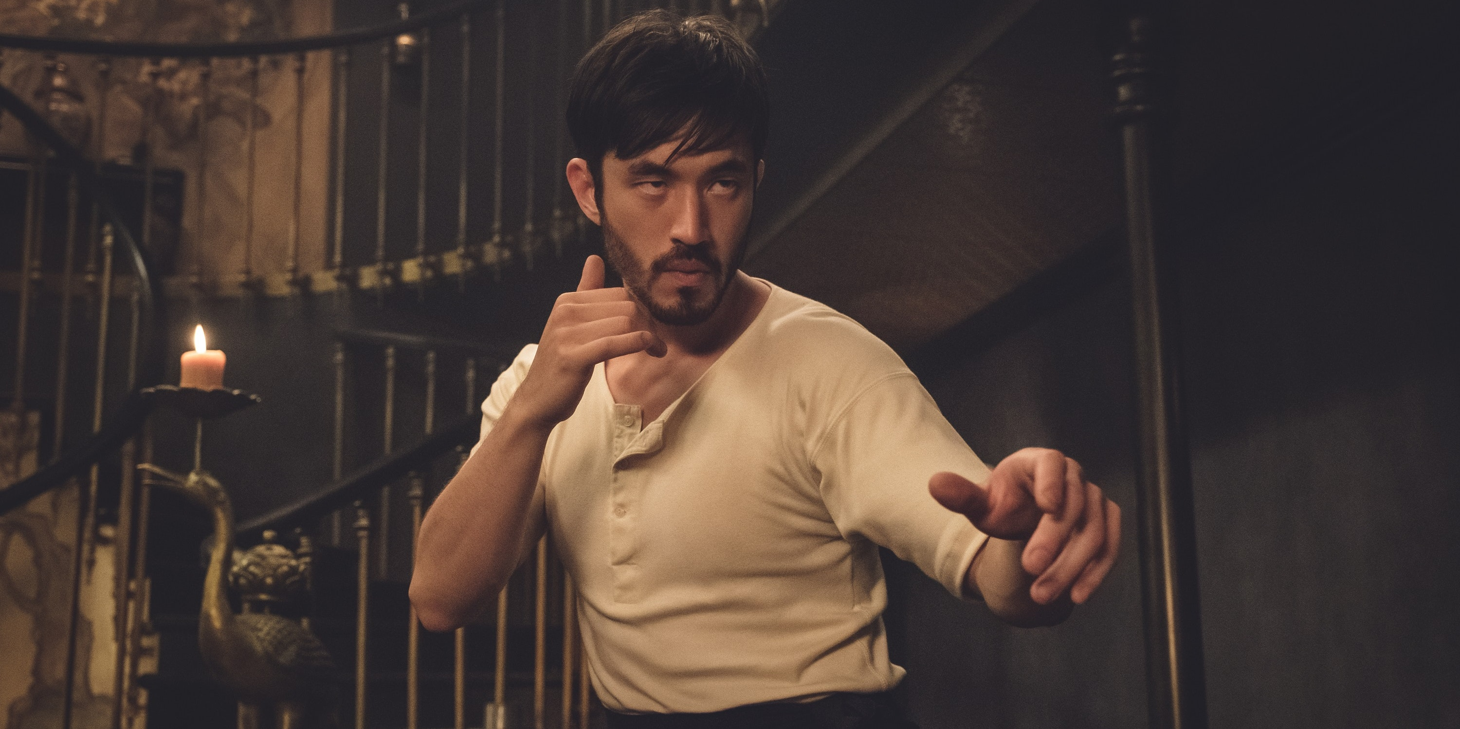 In 'Warrior,' Bruce Lee's Revolutionary Martial Arts Comes to America