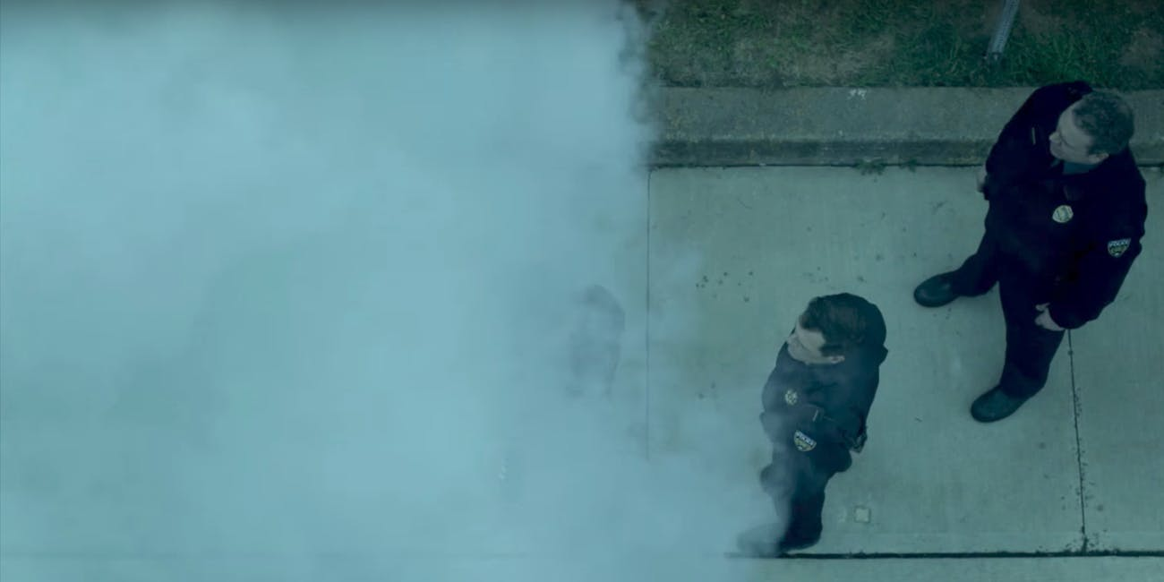 Stephen King science fiction sci-fi 'The Mist' television adaptation