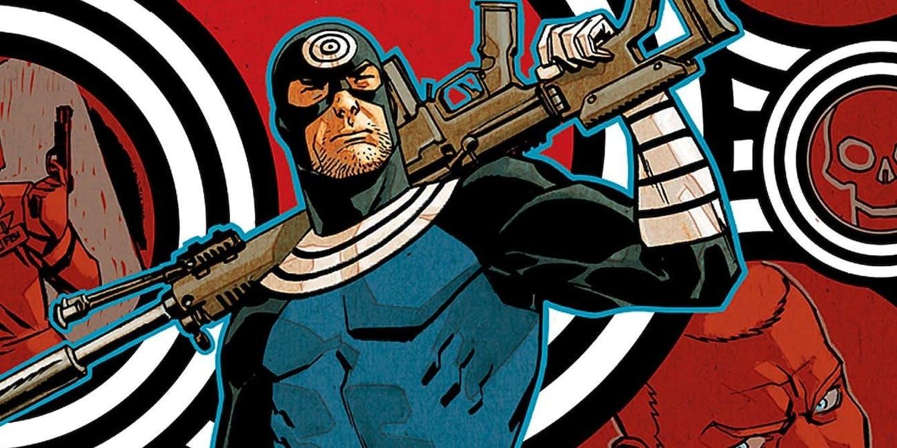 Cover for Bullseye #1