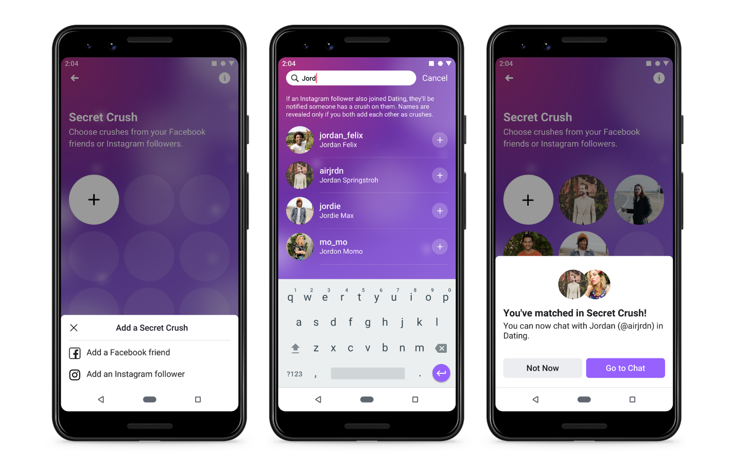 Secret dating app iphone