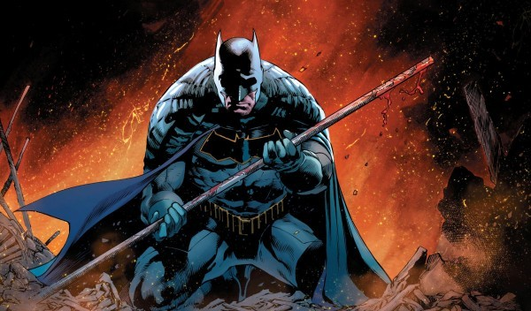 Batman mourns the loss of Tim Drake in DC's Detective Comics