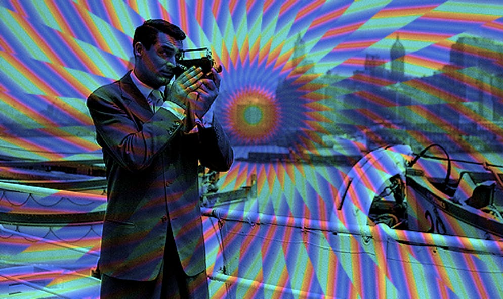 Science backs why Carey Grant found LSD therapeutic.