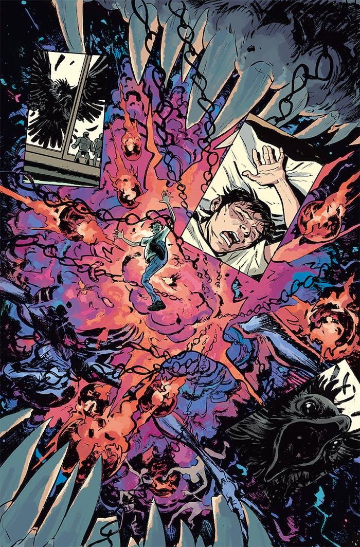 DC Vertigo Sandman