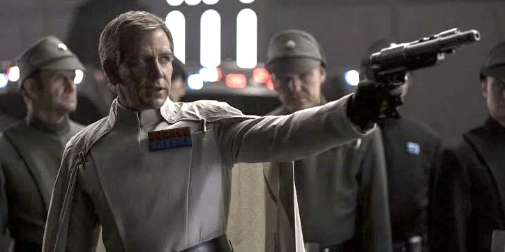 Krennic Wields a Blaster in Mysterious 'Rogue One' Deleted Scene