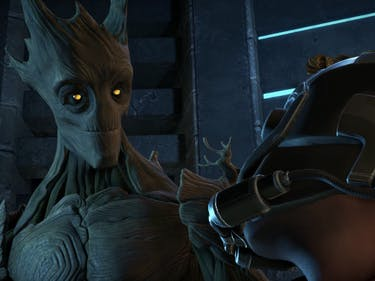 'Guardians of the Galaxy' Game Looks Dope as Hell