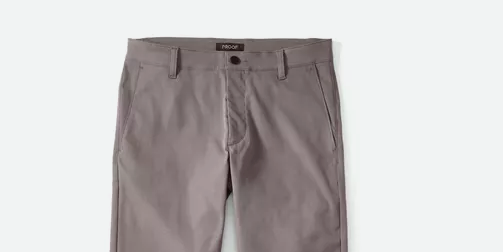 Are Proof's Nomad Pants the Perfect All-Purpose Chinos?