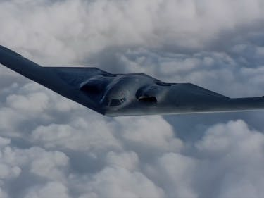 Why the B-2 Stealth Bomber Will Keep Flying Until 2058