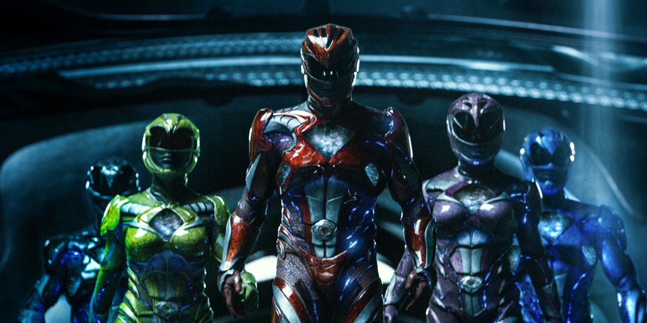 Power Rangers' Movie Costume Maker Defends the Breast Armor