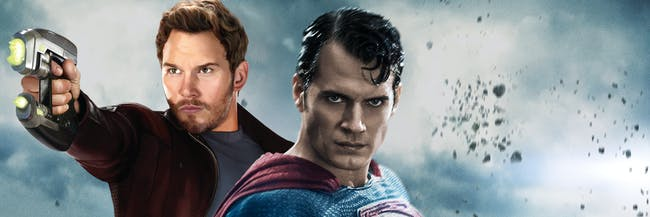 Star-Lord chris Pratt Superman
