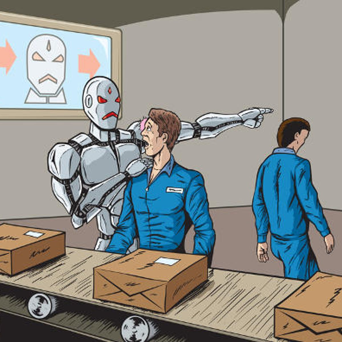 Study reveals how Americans feel about working with A.I.
