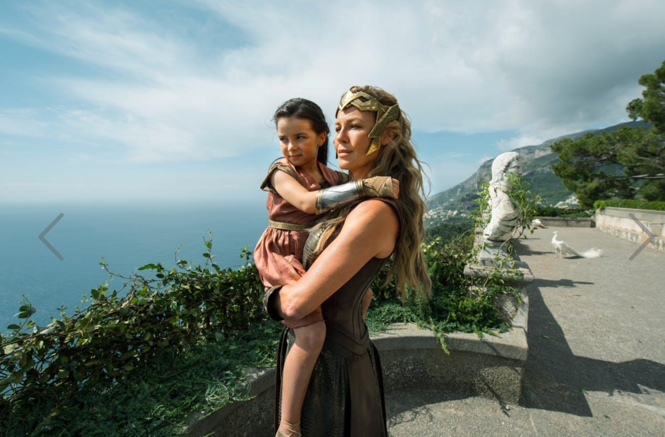 Connie Nielsen in 'Wonder Woman'