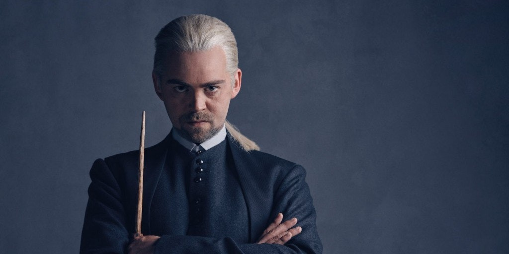 Draco Malfoy Says Cursed Child Isn T About Magic Inverse