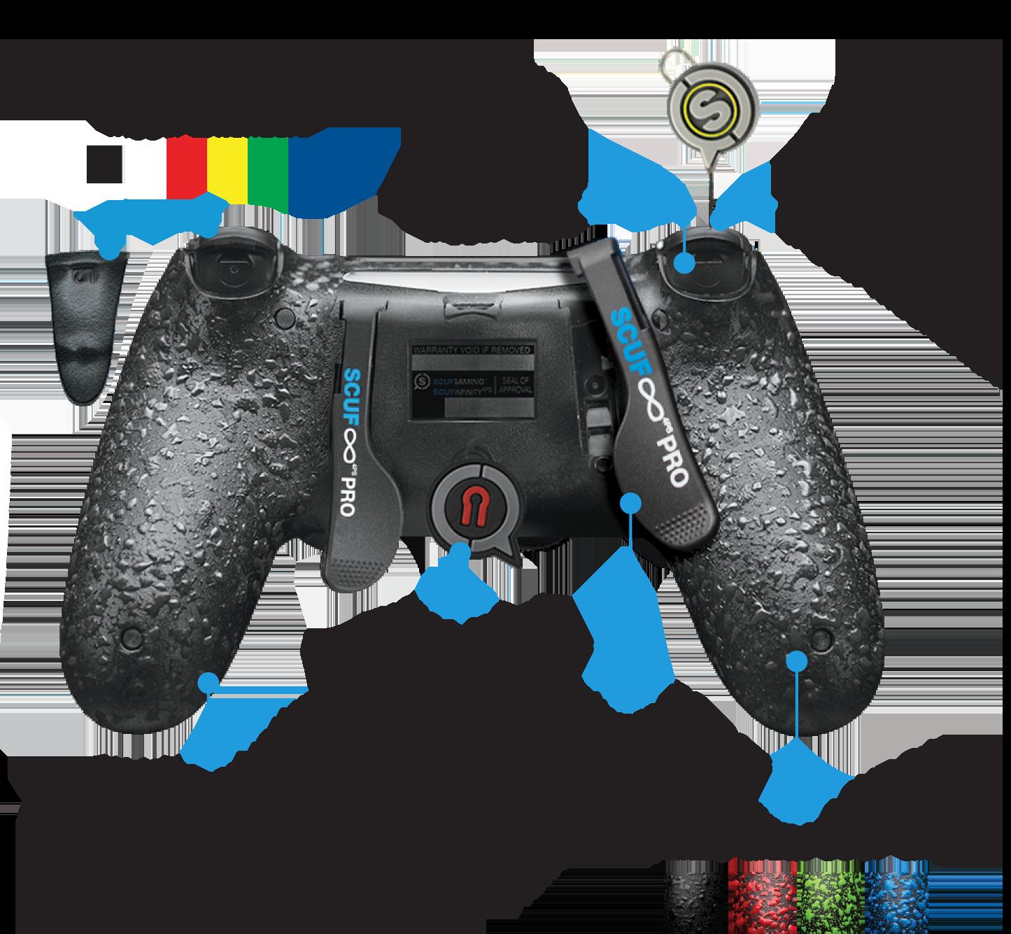 why scuf gaming s pro controllers dominate console esports inverse rh inverse com