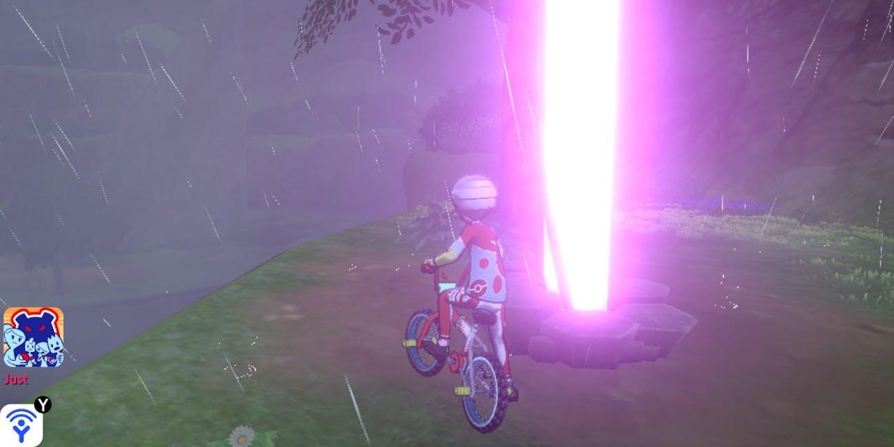 Max Raid Battle Pokemon Den Pokemon Sword and Shield