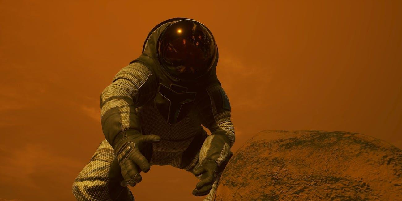 Mars 2030 VR