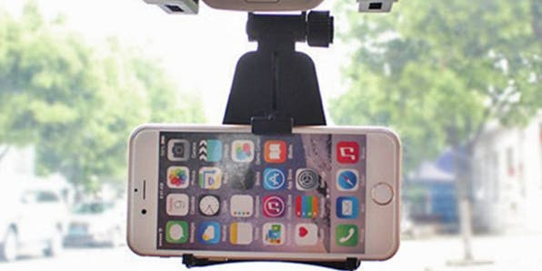 rearview car mount