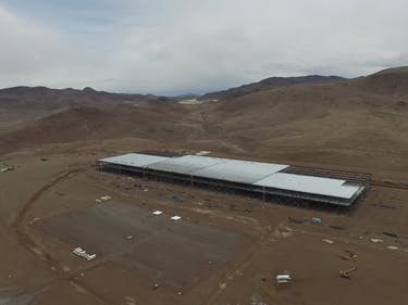 "Tesla's Model 3 Gigafactory Will Have the ""Largest Footprint of Any Building"" in the World"