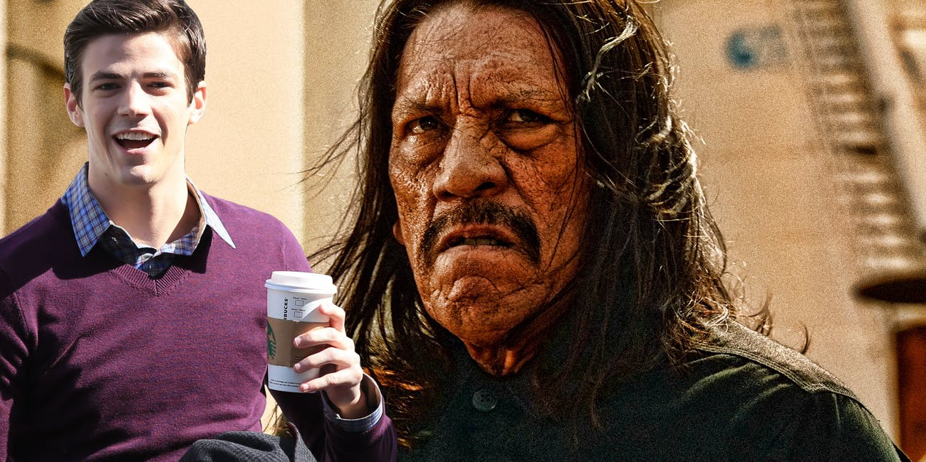 Danny Trejo plays a new meta-human in 'The Flash' Season 4.
